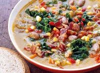 **Soup D'Jour, Heart Warming Stews, and Sauces to Lift your dishes!**