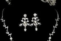 Crowns / tiara bridal sets