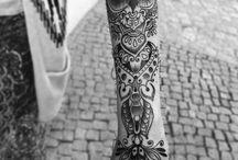tattoo / by Helen Awake