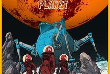 The Shadow Planet / Il quarto progetto Radium, un kolossal horror di retro fantascienza dei Blasteroid Bros.