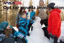 Canada PR / Immigration to Canada is the process by which people migrate to Canada to reside in this country. The majority of these individuals become Canadian citizens. After 1947, domestic immigration law and policy went through major changes, most notably with the Immigration Act, 1976, and the current Immigration and Refugee Protection Act from 2002. Canadian immigration policies are still evolving.