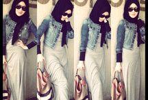 Hijabi Style/ Fashion