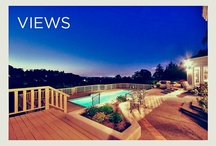 Views (Home Elements) / California is beautiful. It's no surprise many of the homes in the San Francisco area feature stunning views. From the Bay Area and beyond, here is a look at the finest views from Alain Pinel Realtors.