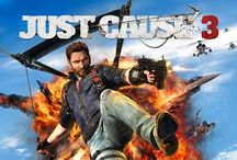 Stickers chambre Just Cause 3