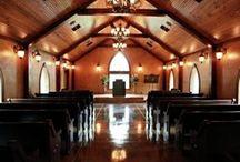 wedding chapel / by Susan Pena