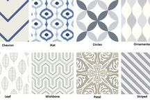Premier Prints Ceramic Tile Collection / TILE CIRCLE'S Premier Prints Ceramic Tile Collection designs are hand-crafted and MADE IN AMERICA by TILE CIRCLE'S artists using computer design and proprietary printing techniques. Distinct contemporary design, craftsmanship and unique applications of technology are all foundations of TILE CIRCLE'S Premier Prints Collection. The clean modern patterns take ceramic tile patterns up a notch.