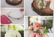 wedding table flowers / ideas for wedding flowers