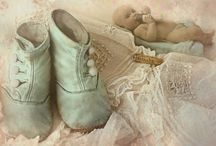 Vintage Treasures / To admire era's gone by, incororate the beauty in my surroundings, bringing back warm memories from the past / by Melody Marshall