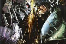 Robocop & Terminator