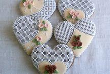 Szép mézeskalács szívek / Válogatás