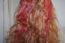 Hair: What To Do It / Oh my God - my hair...... / by Lisa Taylor@ItsOwnSweetWill.Neebeep.Com