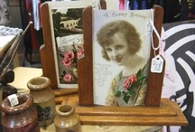 Cobwebz Curios / Cobwebs Curios is based upstairs within Chesterfield Antiques Centre selling curios, antiquities, crafted shabbi chiqness, steam punk + vintage style jewellery