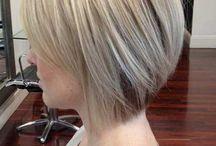 Short Hair!!! / by Lauren Willingham