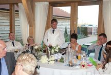 Sarah & Martin's Wedding, 27th October 2014 / Sarah and Martin Seymour had their beautiful wedding at Bassmead Manor Barns on Monday the 27th October 2014.  Click on the photos to read all about their special day with us...