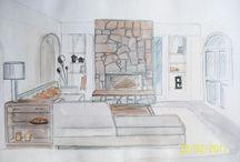 Ilustracion interiores