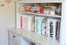 Habitación manualidades / habitaciones o ideas de como decorar tu espacio para las manualidades