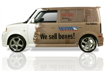 Vehicle wrap designs we like