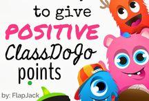Class Dojo / Classroom management using Class Dojo