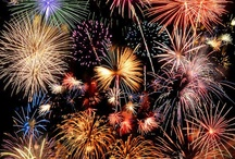 Independence Day....Lets blow some thing up!!!!! / FIREWORKS / by Carol Hall Jones