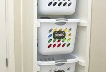 Laundry Room/Garage Ideas