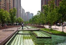 city promenade