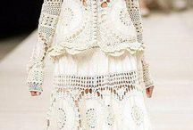 crochet clothes 1 / by Olya Leslie
