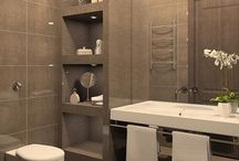 Шкафы в ванной