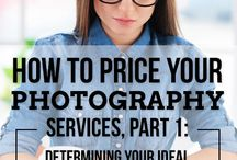 Photography as a business.
