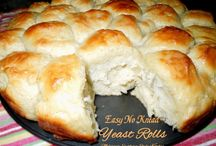 Rolls Buns and Breads / Baking