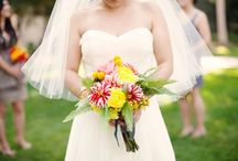 Real Wedding Juliana/Ben- Quirky Rustic Garden Wedding / Quirky, rustic garden wedding by Simply Natural Events at Happy Trails in Pasadena.  Photos from Kate Harrison, Flowers from Gilly. www.simplynaturalevents.com