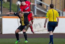 """Conor McVey / Pictures of Queen""""s Park player Conor McVey"""