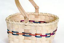 baskets / by Pat Kandel-Simpson