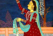 mugal painting