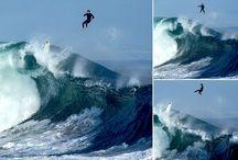 waves / by Lisa Tomblin