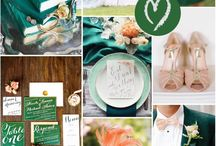 Wedding Theme ideas / Moodboard ideas for immediate inspiration for all brides and grooms to be!