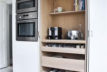 Kitchen - practical ideas