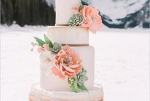 Wedding Cakes / A gallery of Wedding Cakes we've created!