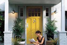 Front entry rug/door mat