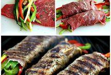 Et yemekleri