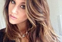 highlights to shine brown hair / different techniques of highlights to make your hair brighter and shinier
