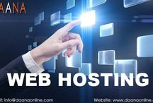Domain and Web Hosting / Domain Hosting remains one of our highly demanded services. Through this service we offer Domain Registration as one of our major services. Nothing can exist in the web world without a domain; it acts as the address of the web page. Every domain needs a registration from a domain name registrar that is authentic.