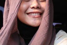 Wear Uniqlo Collaboration of Hijab / By Hana Tajima