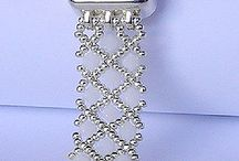 beaded watch straps