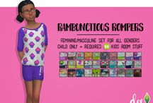 TheSims4 CC Toodlers/Children