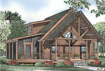 Dream Home:Exterior and Floor Plans / Exterior Design / by Gwen Braum