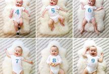 Babyfoto ideen