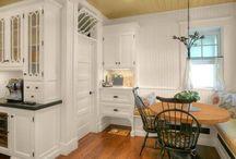 Design | Kitchen Nooks