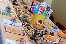 Bridal Shower Ideas / by Wendy Hyde