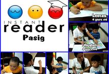 INSTANT READER - PASIG / Instant Reader students from Pasig
