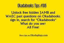 Okadaplugs / pins from Okadaplugs
